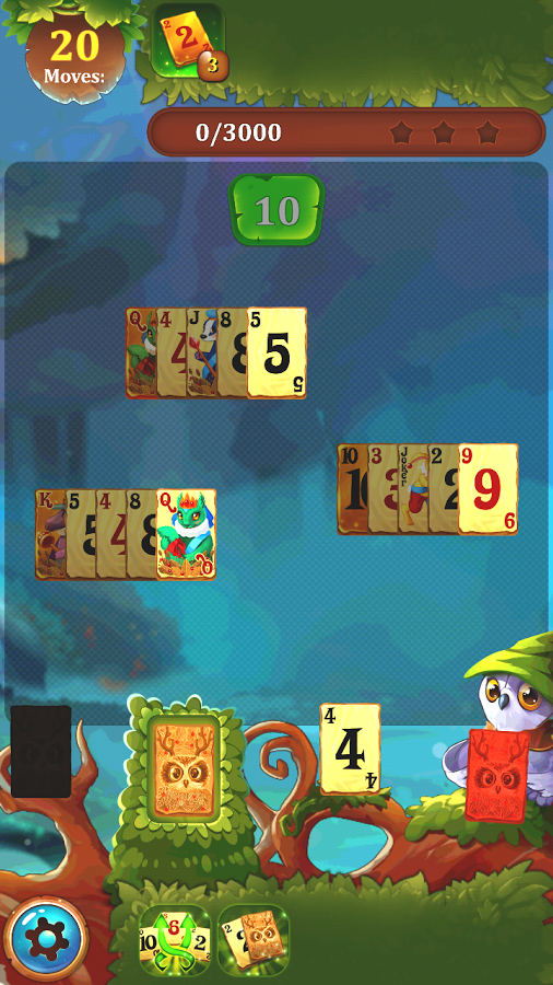 Solitaire Dream Forest: Cards Screenshot #3