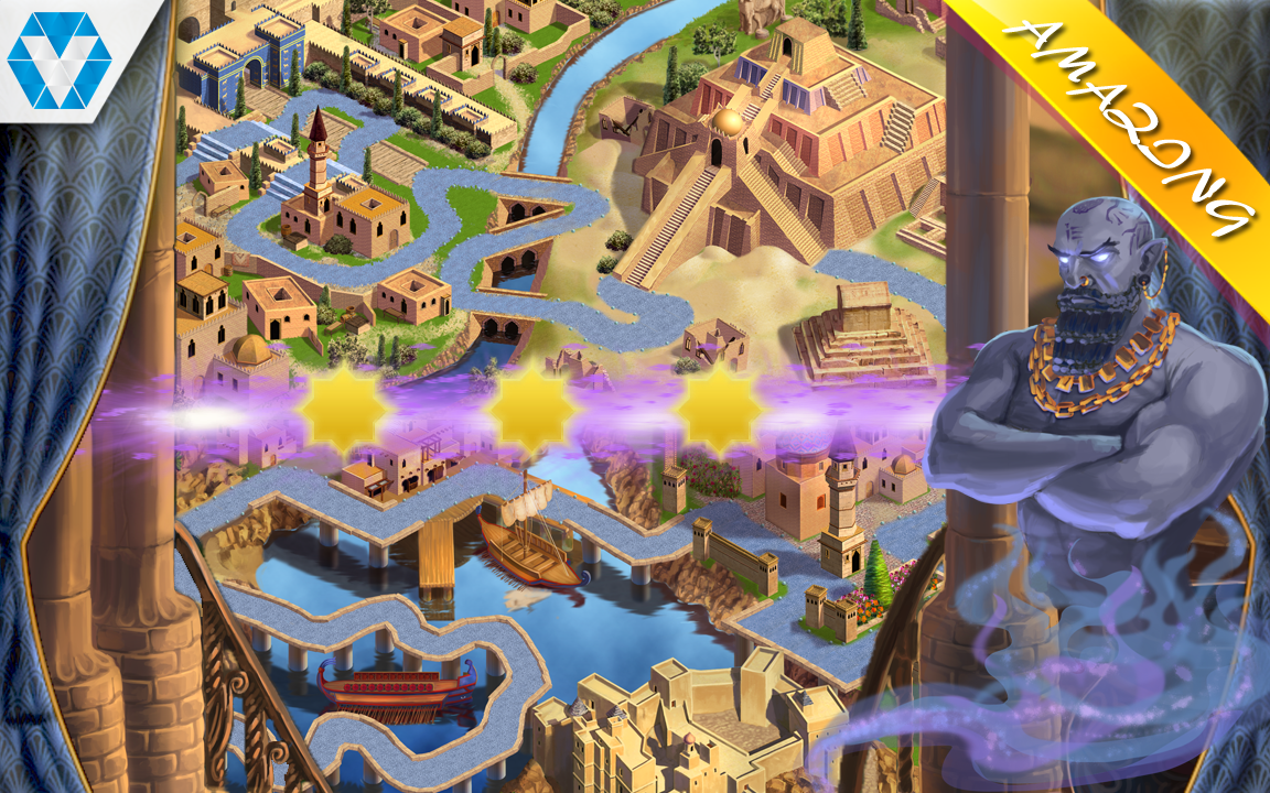 Arabian Nights: Bubble Shooter Screenshot #3
