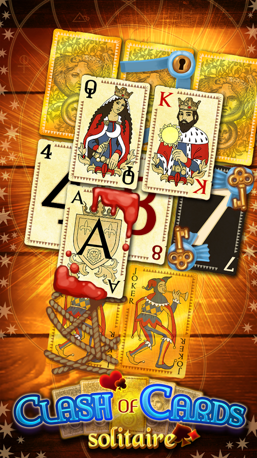 Clash of Cards: Solitaire Screenshot #1