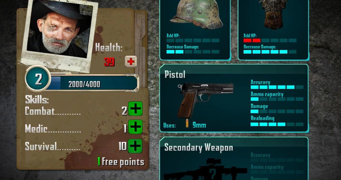Zombie Day - American Survival Screenshot #3